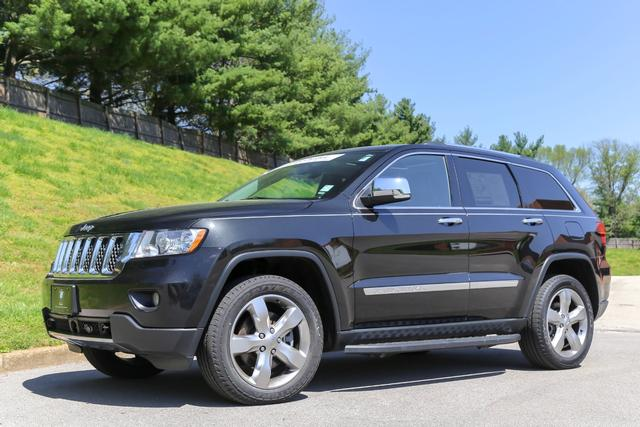 Pre-Owned 2019 Jeep Grand Cherokee High Altitude