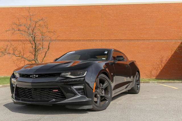 Pre-Owned 2018 Chevrolet Camaro SS 2SS
