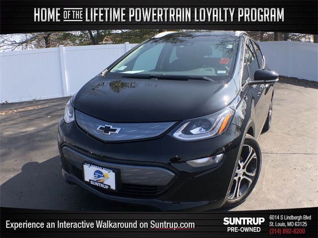 Pre-Owned 2019 Chevrolet Bolt EV Premier