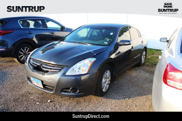 Pre-Owned 2012 Nissan Altima Sedan 2.5 S