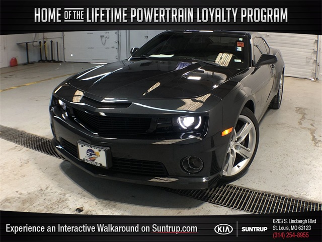 Pre-Owned 2012 Chevrolet Camaro SS