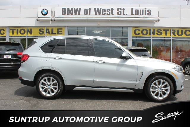 Pre Owned 2015 BMW X5 XDrive50i