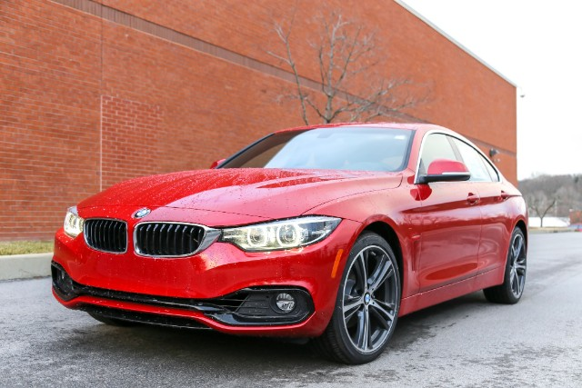 New 2019 BMW 4 Series 430i xDrive