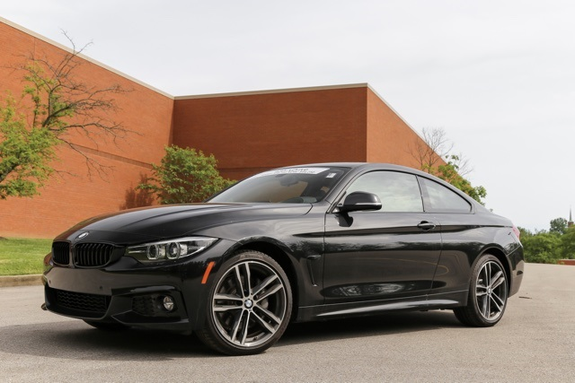 New 2019 Bmw 4 Series 430i Xdrive Awd 2d Coupe
