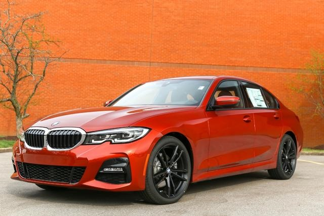 New 2019 Bmw 3 Series 330i Xdrive 4d Sedan In Manchester Se0336
