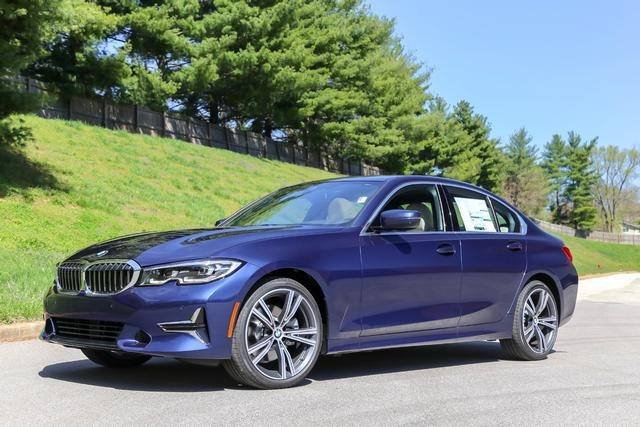 New 2019 Bmw 3 Series 330i Xdrive Awd 4d Sedan