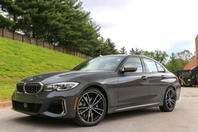 New 2020 Bmw 3 Series M340i Xdrive Awd 4d Sedan