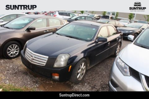 Pre-Owned 2005 Cadillac CTS