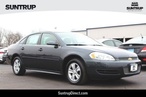 Pre-Owned 2014 Chevrolet Impala Limited LS