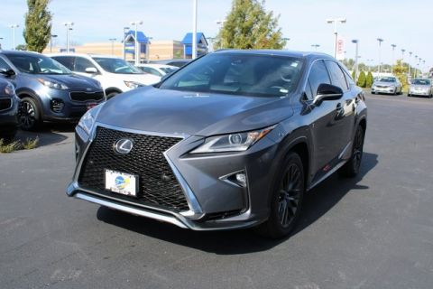 Pre-Owned 2016 Lexus RX 350 F Sport