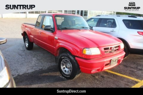 Pre-Owned 2002 Mazda B-Series 2WD Truck DS