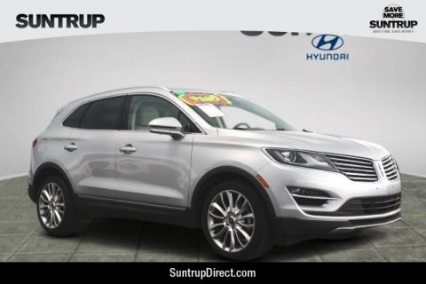 Pre-Owned 2017 Lincoln MKC Reserve