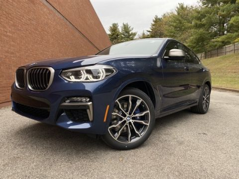 Pre-Owned 2020 BMW X4 M40i