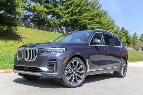 Pre-Owned 2019 BMW X7 xDrive50i