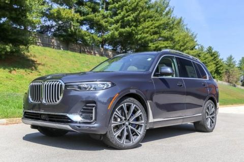 Certified Pre-Owned 2019 BMW X7 xDrive50i