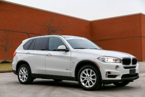 Pre-Owned 2016 BMW X5 xDrive35i Sport Activity