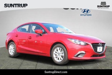 Pre-Owned 2014 Mazda MAZDA3 Sedan i Touring