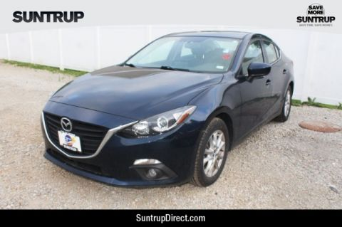 Pre-Owned 2016 Mazda 3-i GRAND TOURING