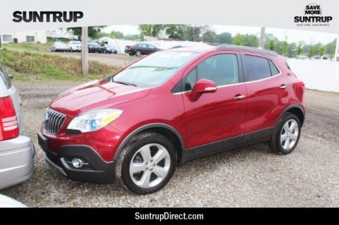 Pre-Owned 2016 Buick Encore Convenience
