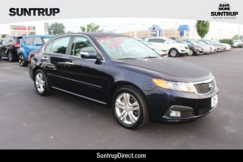 Pre-Owned 2009 Kia Optima SX