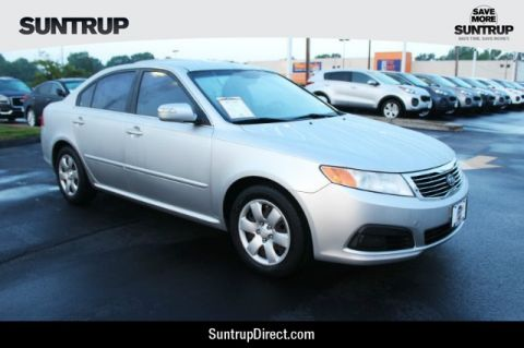 Pre-Owned 2009 Kia Optima LX