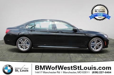 Pre-Owned 2018 BMW 7 Series 740e xDrive iPerformance