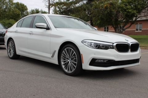 Pre-Owned 2018 BMW 5 Series 530i xDrive