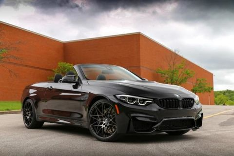New 2020 BMW M4 Competition