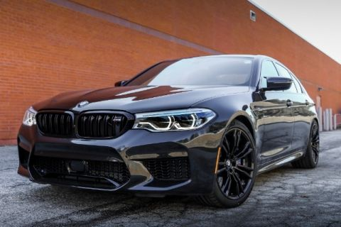New 2019 BMW M5 Base